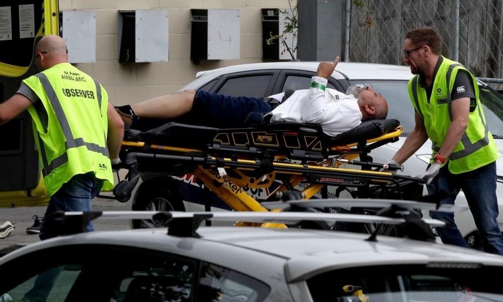 Шинэ Зеландад халдлага болж, 40 хүн амиа алдлаа