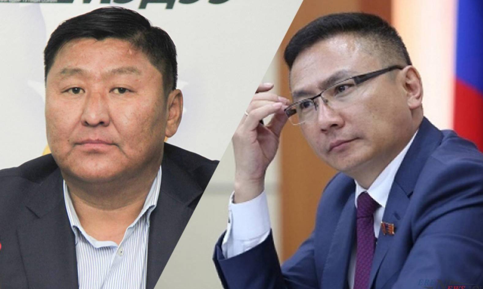 """Монголын 3 сая иргэн бүгд А.Ганбаатар, Ц.Сандуй нарын """" хам хэрэгтнүүд"""""""