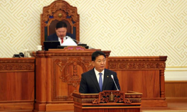 Монгол Улсын Ерөнхий сайд У.Хүрэлсүх: Монгол Улсын Засгийн газар 2021 оны төсвийн бодлого, эдийн засгийн өсөлтийг дэмжихэд чиглүүллээ