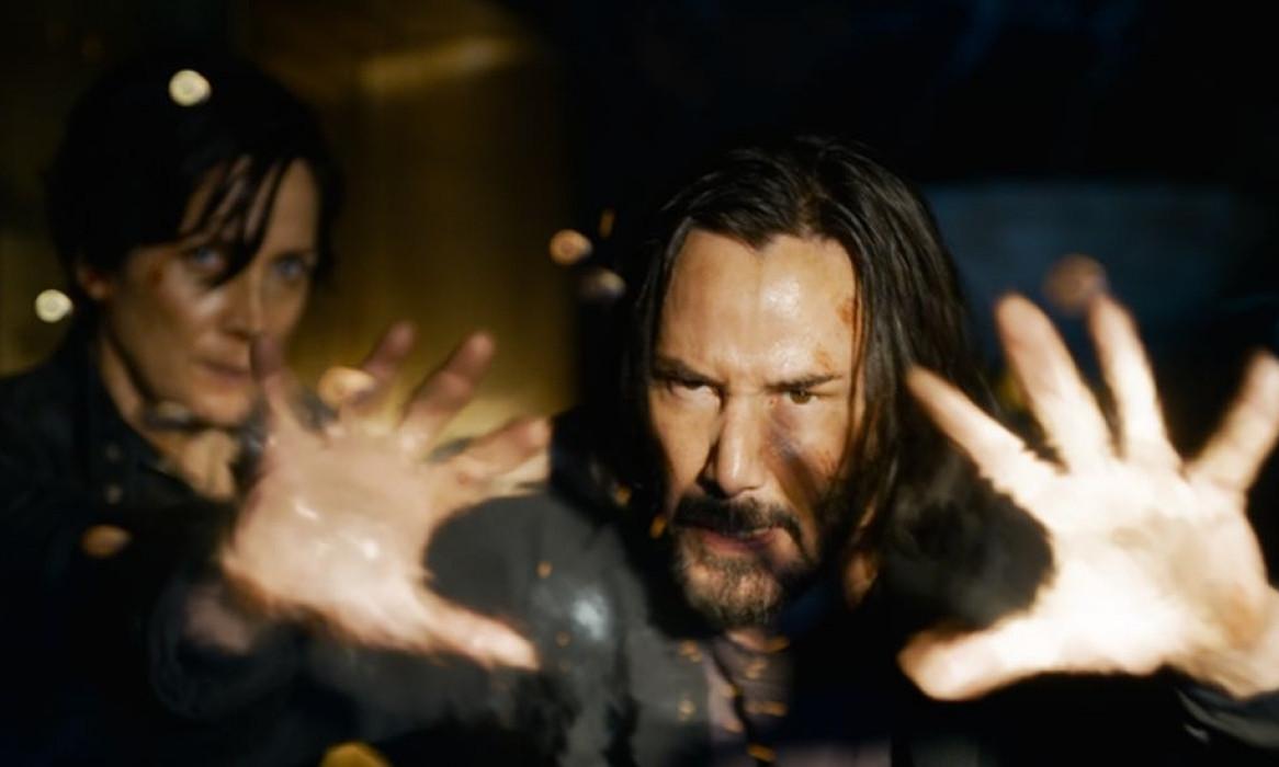 """""""Матрикс"""" киноны шинэ анги трейлэрээ цацлаа"""