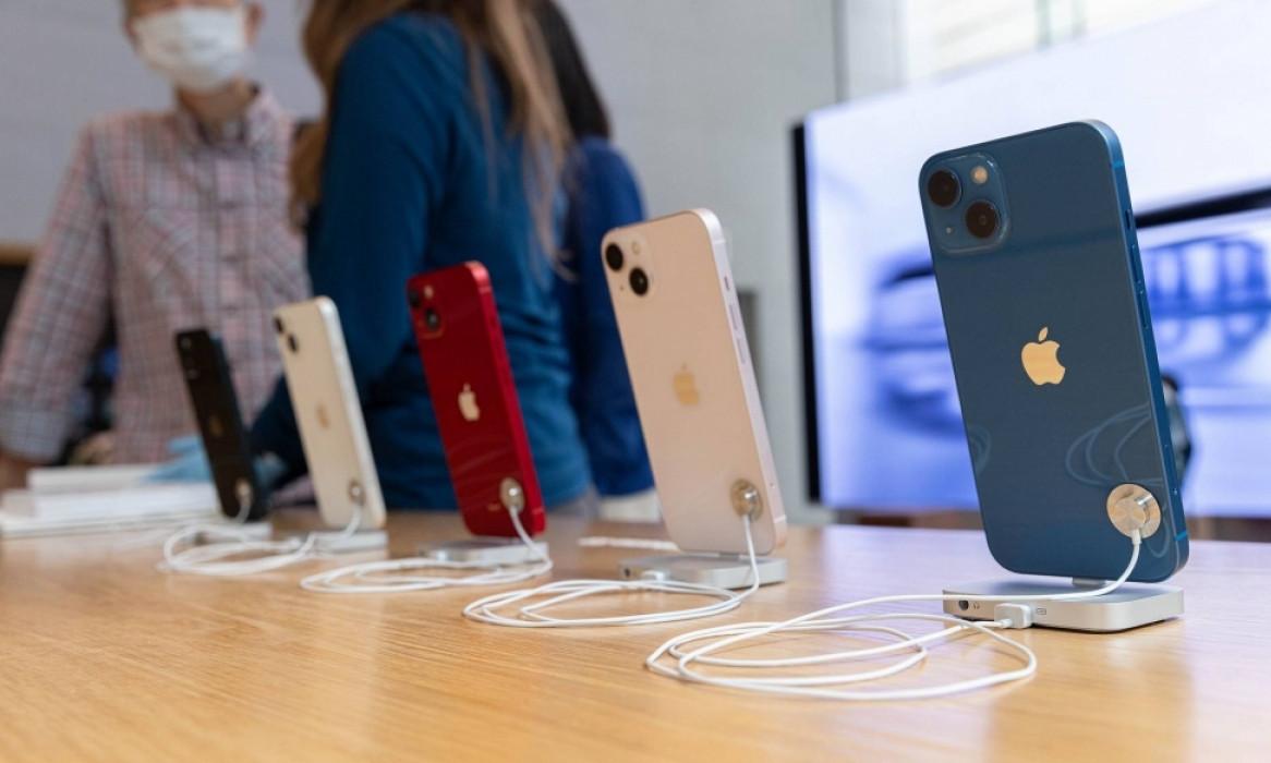 """""""Apple"""" компани iPhone13 утасны үйлдвэрлэлээ бууруулна"""